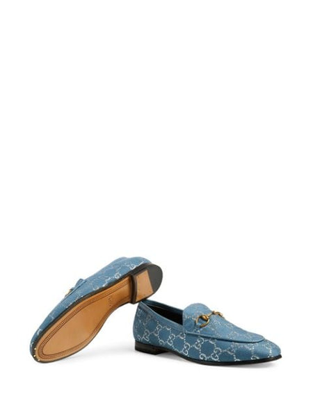 Jordaan Loafers - Blue Detail