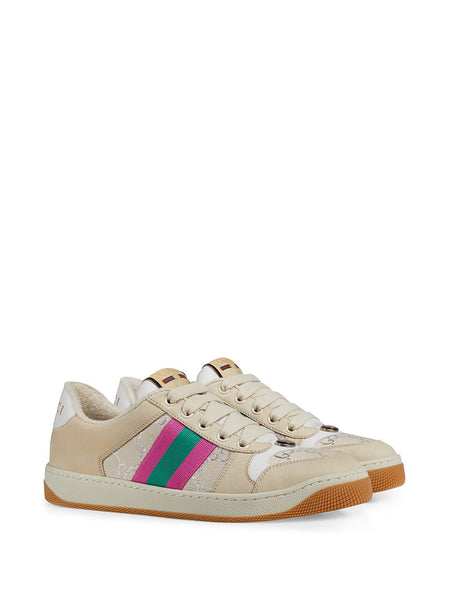 Screener Leather Sneakers 3/4
