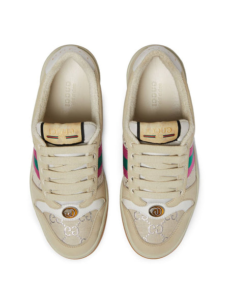 Screener Leather Sneakers Top