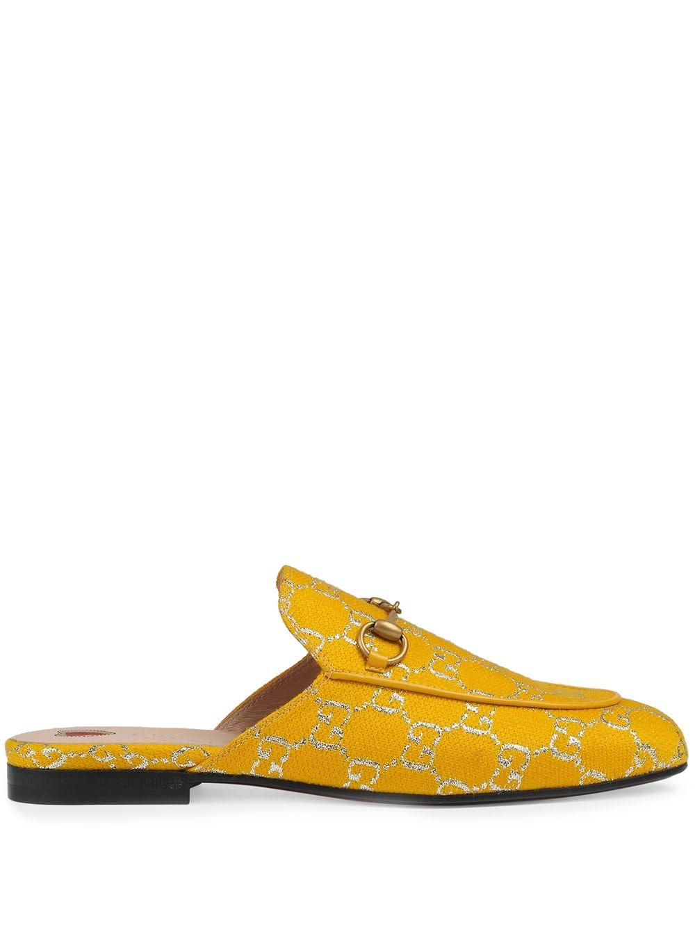 Princetown Donna Slipper - Yellow