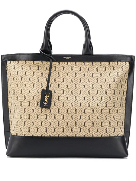 Monogram All-Over Tote Bag