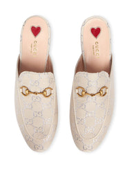 Princetown Donna Slipper - White Top