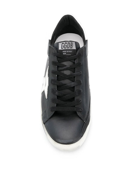 Mens Superstar Sneakers Top