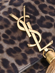 Kate Leopard Shoulder Bag Detail