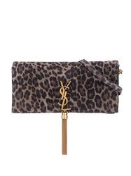 Kate Leopard Shoulder Bag