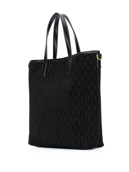 All-Over Monogram Tote 3/4