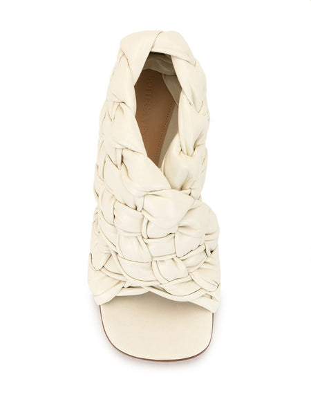 Board Sandals - Cream Top
