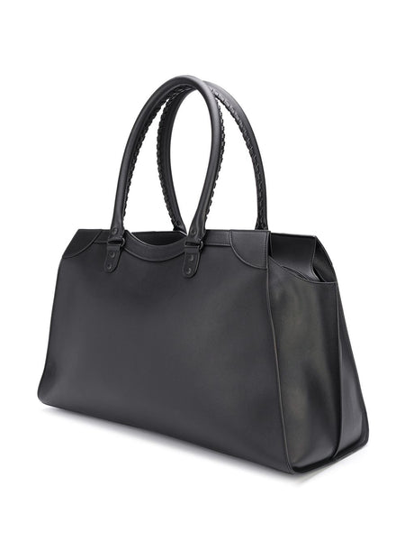 Neo Classic Large Top Handle Tote Bag