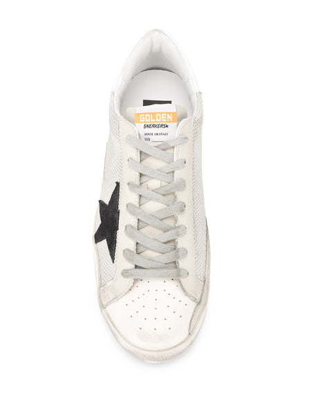 Mens Superstar Low-Top Sneakers Top
