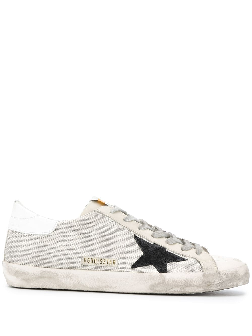 Mens Superstar Low-Top Sneakers