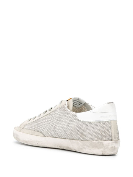 Mens Superstar Low-Top Sneakers Back