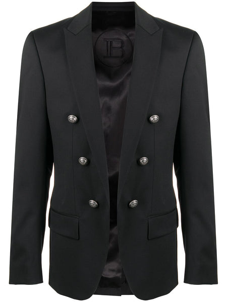 Double Breasted Style Jacket