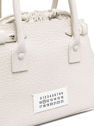 Number Patch Tote Bag