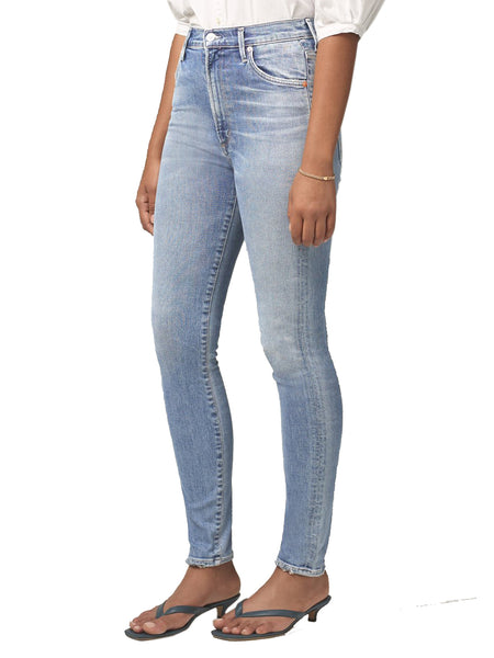 Chrissy High Rise Skinny Fit