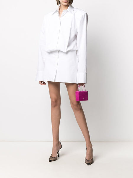 Margot Mini Shirtdress