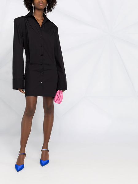 Margot Mini Shirt Dress