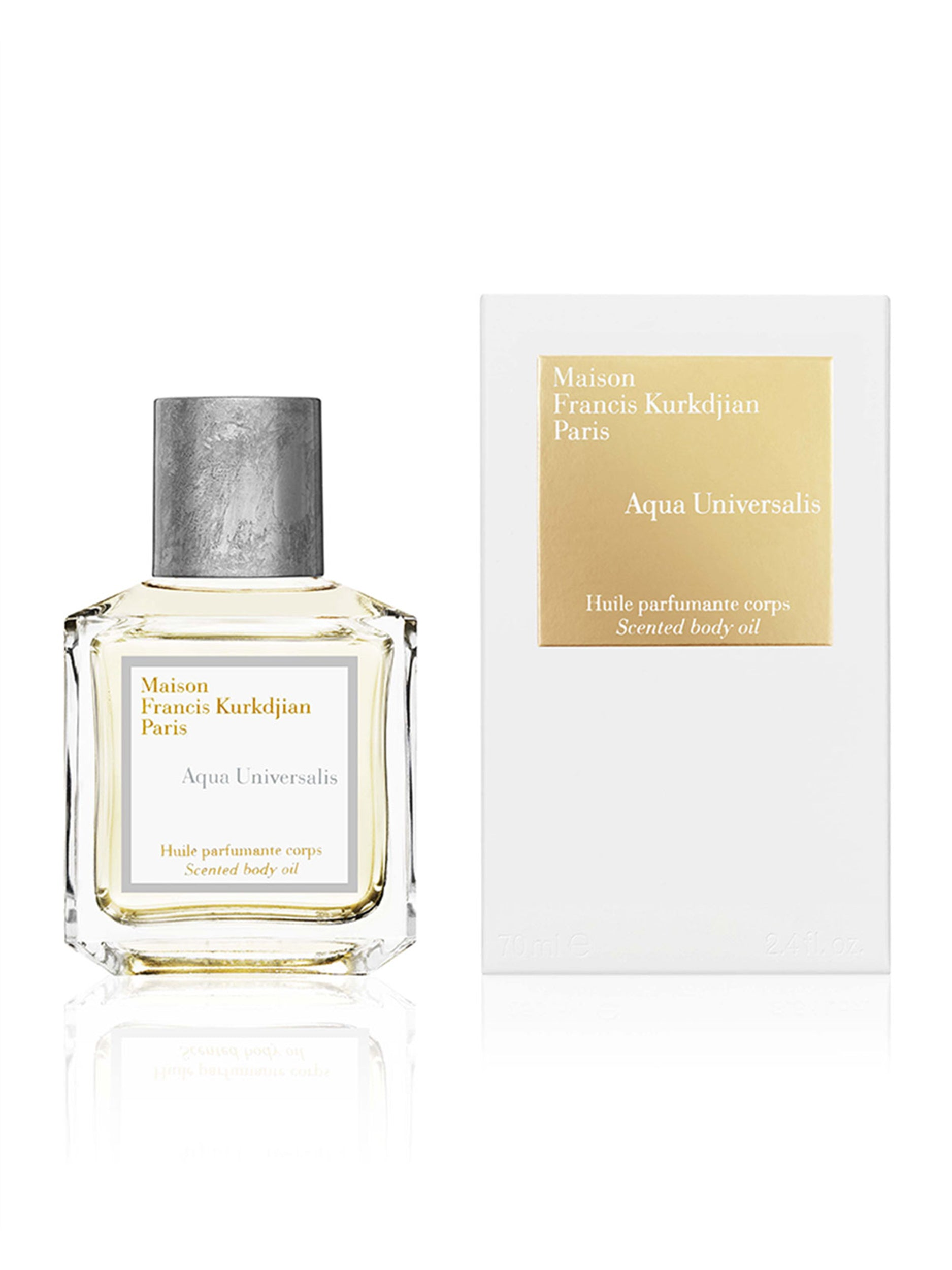 Aqua Universalis Scented Body Oil
