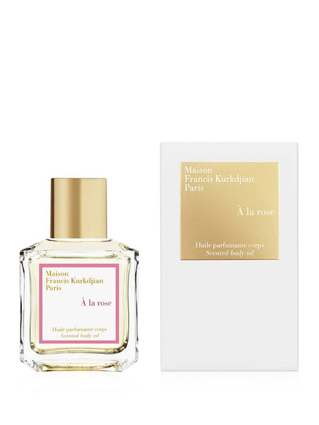 À la rose Scented Body Oil 2.4 oz.