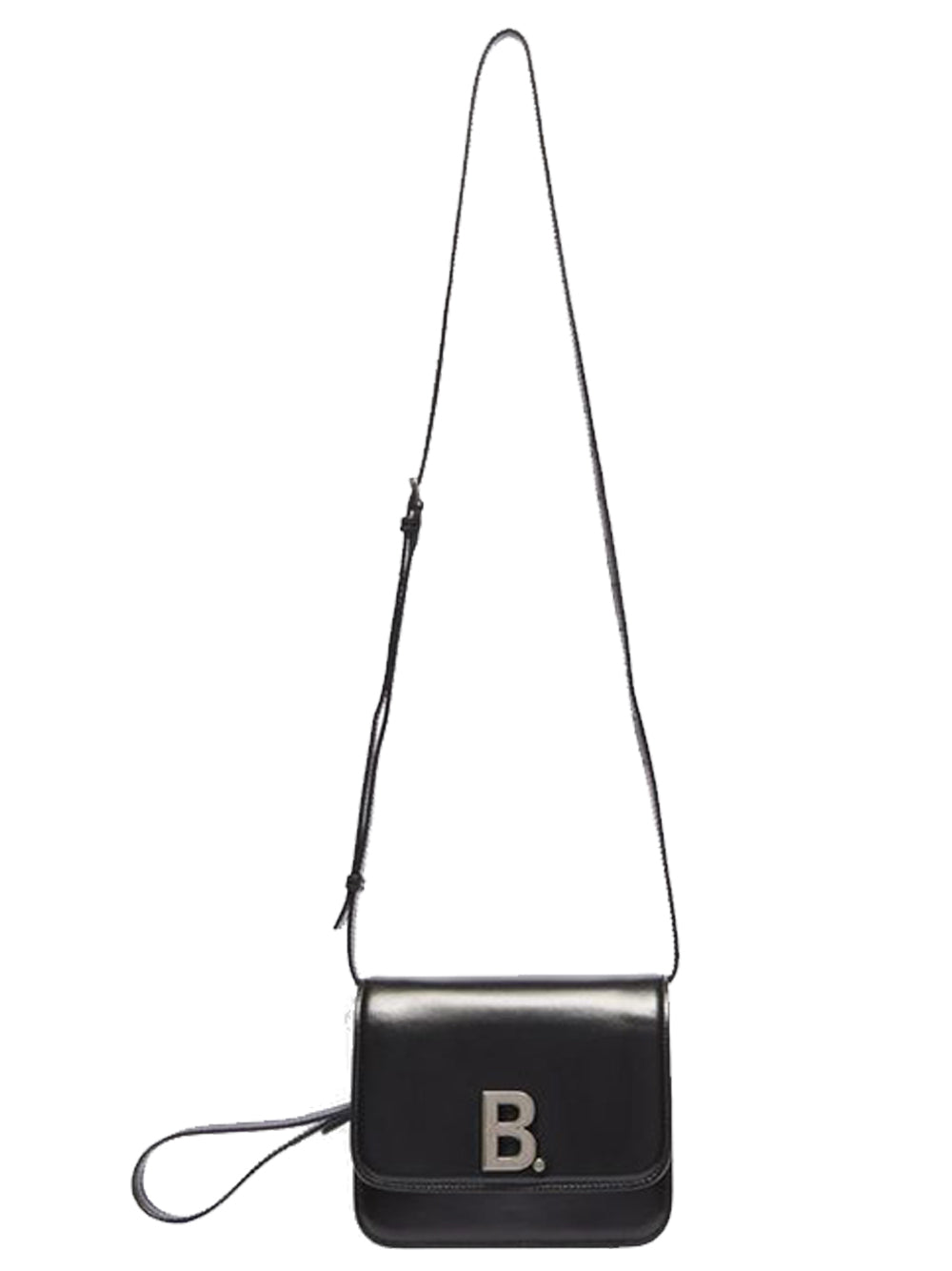 Black B. Small Bag with Strap