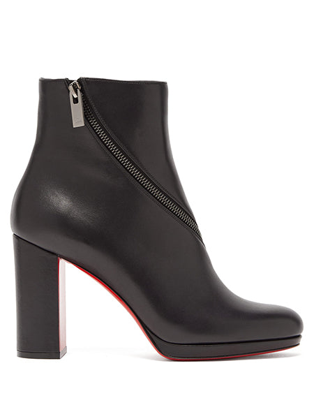 Birgitta 100 leather ankle boots