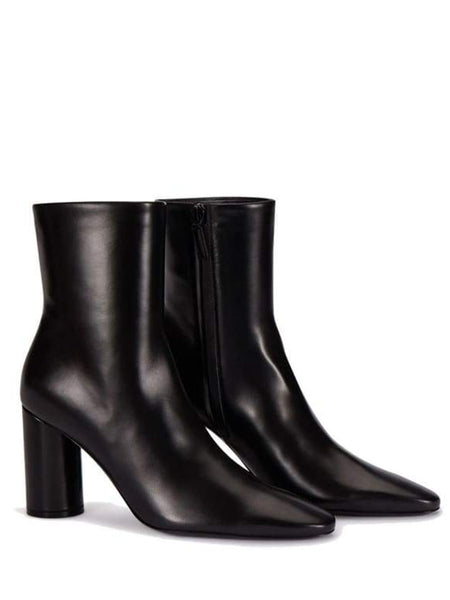 Black Ankle Boots (Right)