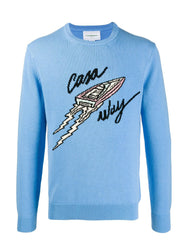 Casa Way Jumper - Blue