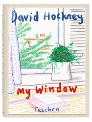 My Window, David Hockney (Cover)