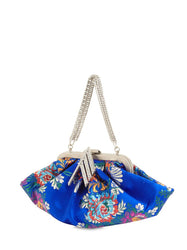 Mini Flower Jacquard Doctor Bag