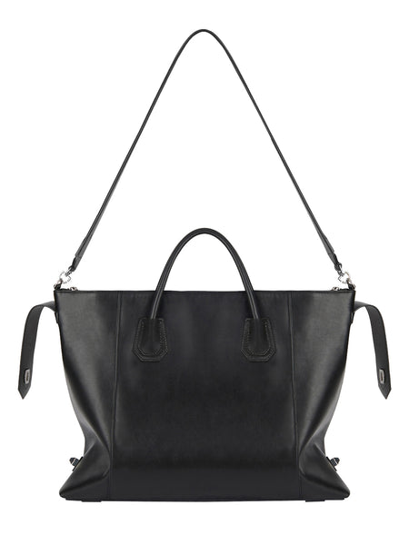 Large Antigona Soft Bag in Smooth Leather