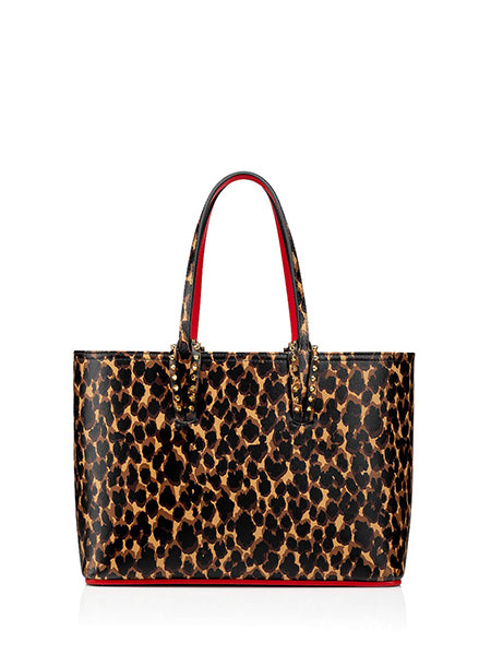 Cabata Small Tote Bag Leopard