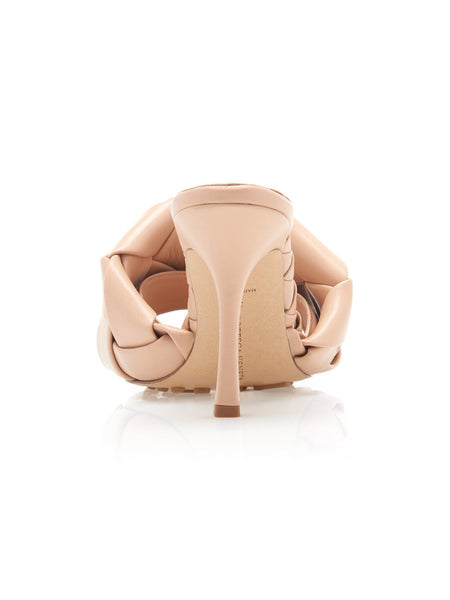 Lido Sandals Nude Back