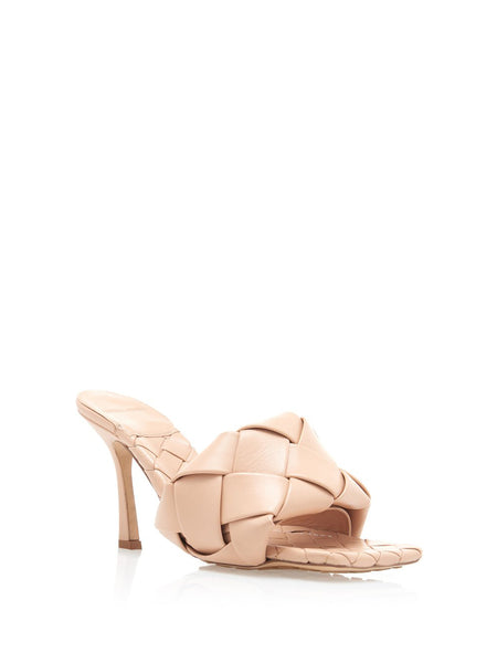 Lido Sandals Nude 3/4