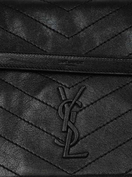Nolita Shoulder Bag - logo view