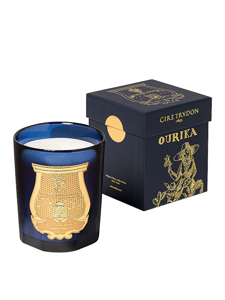 Ourika Les Belles Matieres Candle