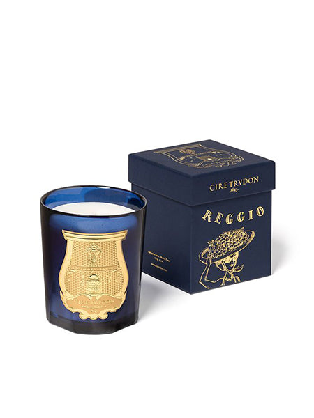 Reggio Classic Scented Candle  and Box