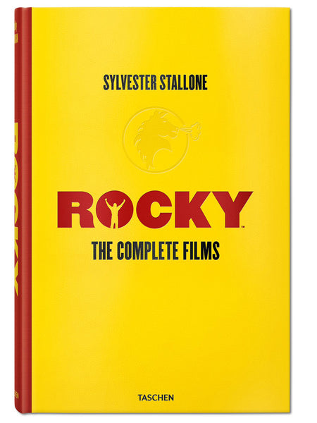 Rocky. The Complete Films Cover