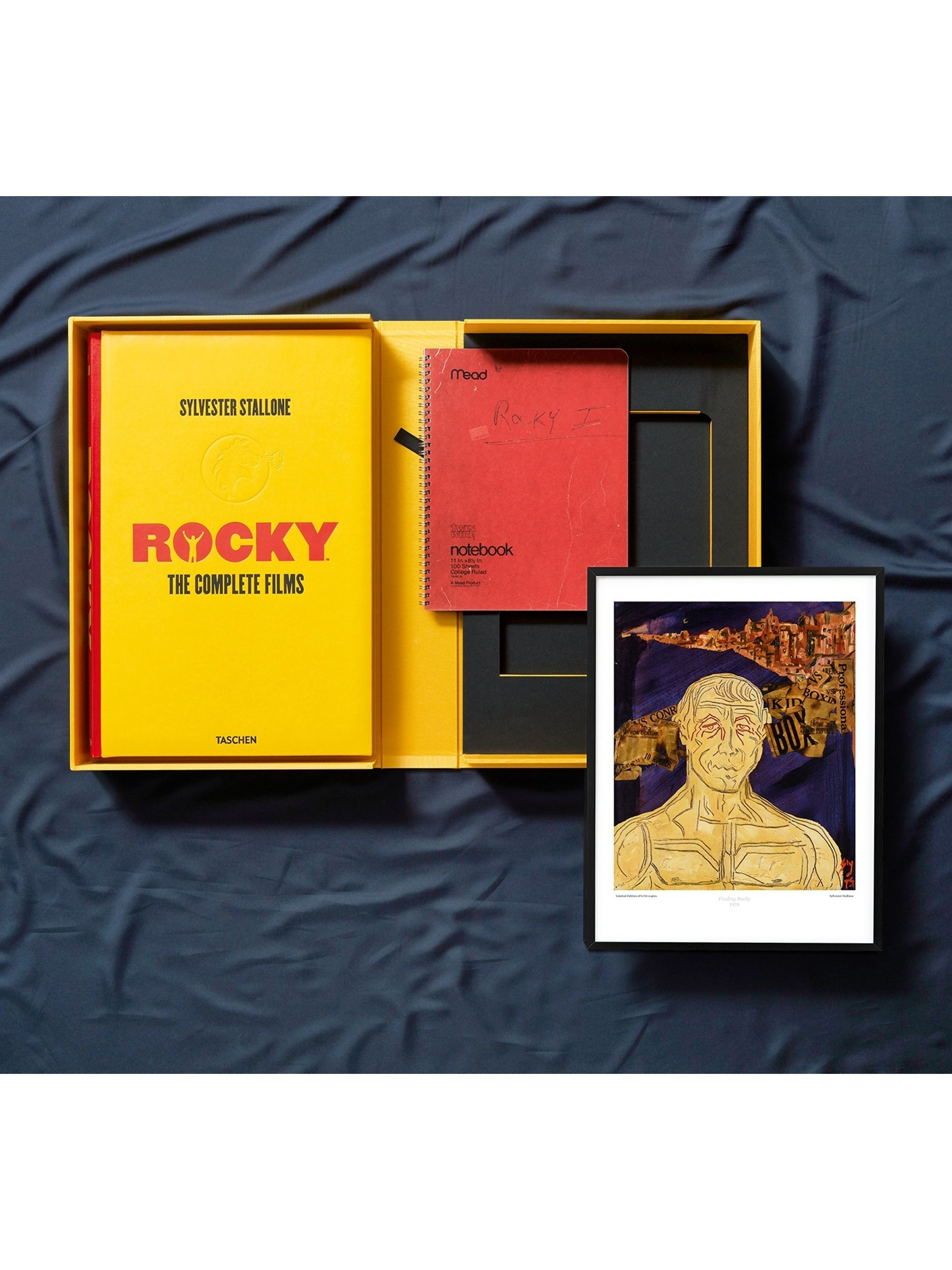 Rocky. The Complete Films Package