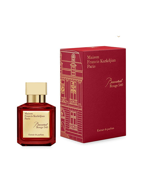 Baccarat Rouge 540 Extrait de Parfum, 2.4oz/ 70mL Packaging