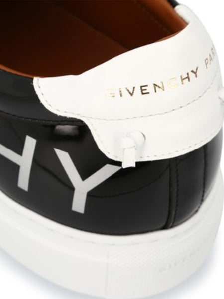 Urban Street Patent Leather Sneakers - back zoom