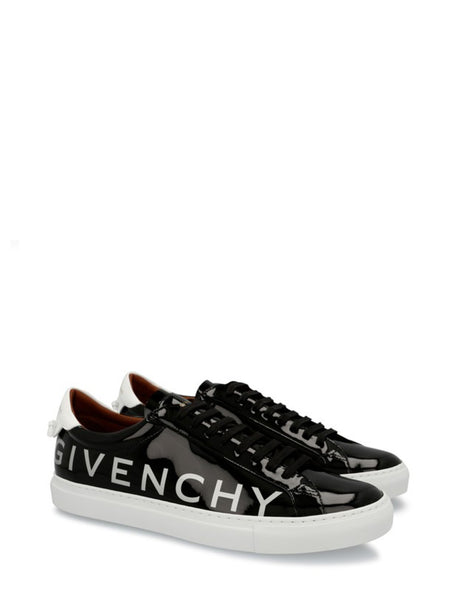 Urban Street Patent Leather Sneakers (Right)