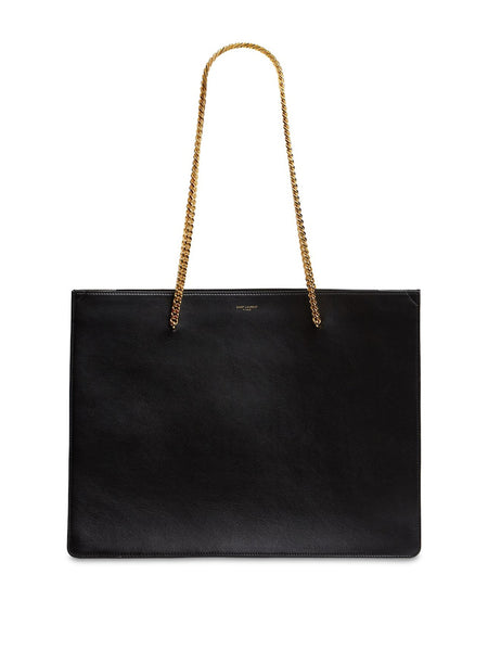 Shopping Chic Leather Tote