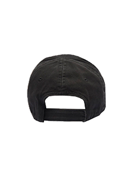 Black Hat - back view