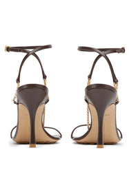 Chain Ankle Strap Sandal