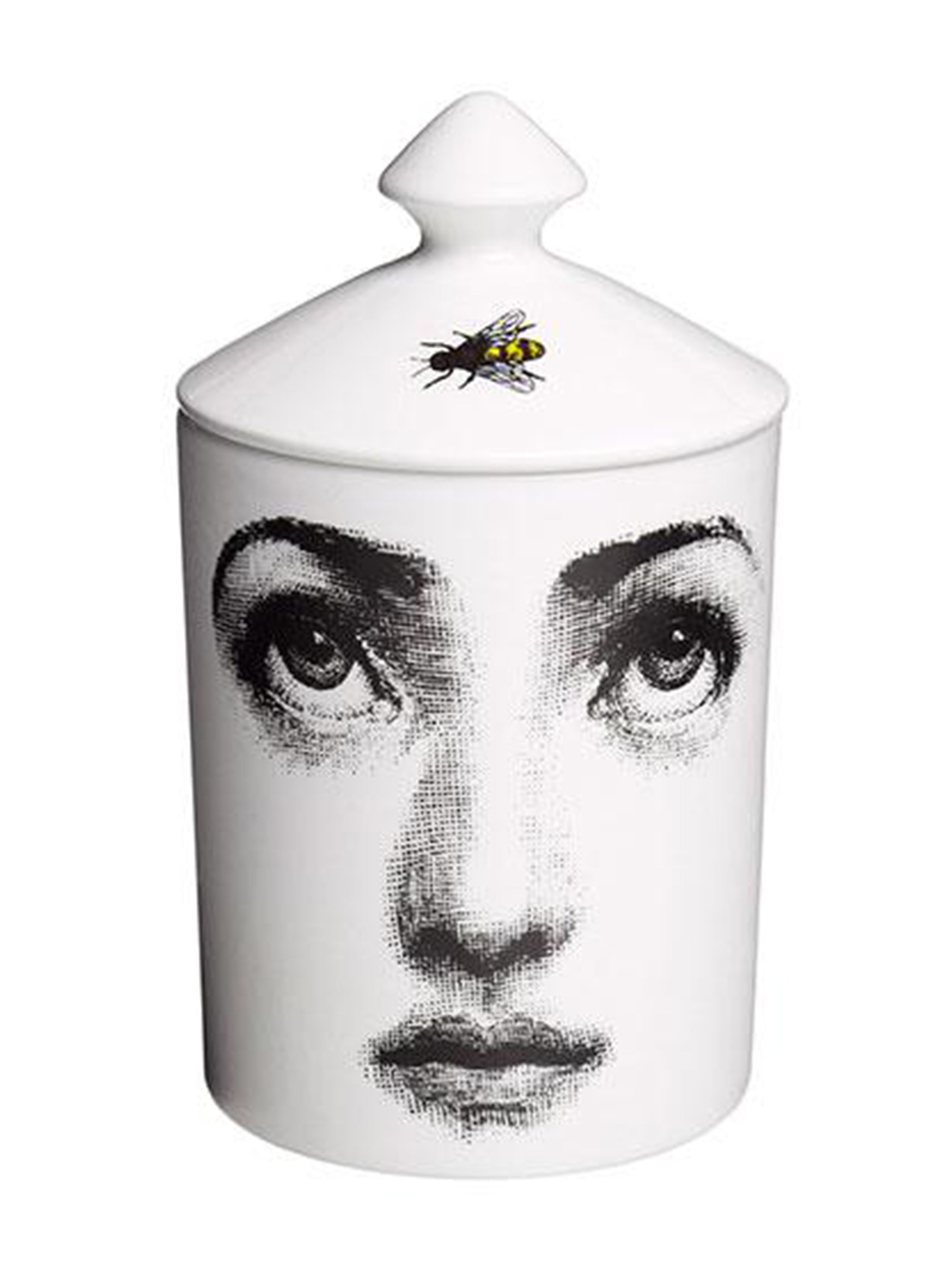 L'Ape Lidded Candle Front