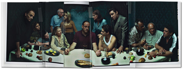 The Sopranos, New York City, 1999 Photo © Annie Leibovitz