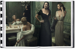 Sharon Stone, Anjelica Huston, and Diane Lane, Los Angeles, 2006 Photo © Annie Leibovitz