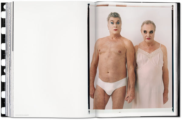 Tony Curtis and Jack Lemmon, Los Angeles, 1995 Photo © Annie Leibovitz