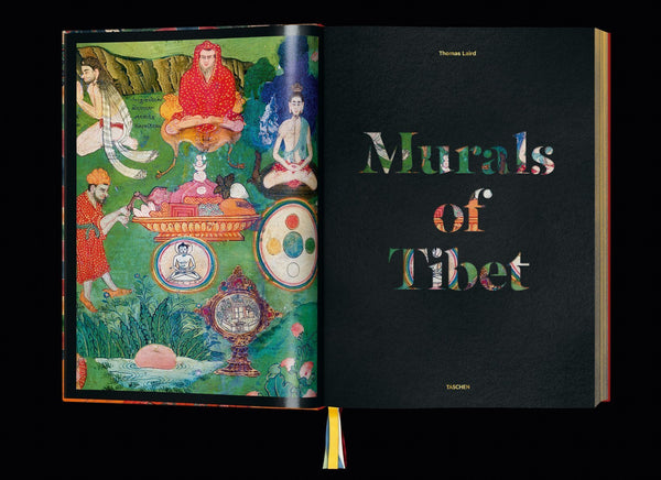 Murals of Tibet, Thomas Laird