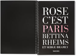 Rose - c'est Paris, Bettina Rheims/Serge Bramly Booklet