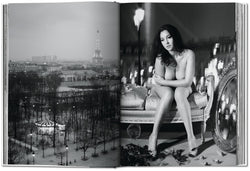 Rose - c'est Paris, Bettina Rheims/Serge Bramly Women in Chair